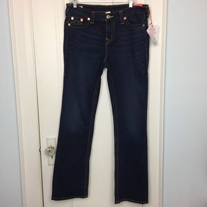 True Religion Becca Mid Rise Boot Cut Jeans (NWT)